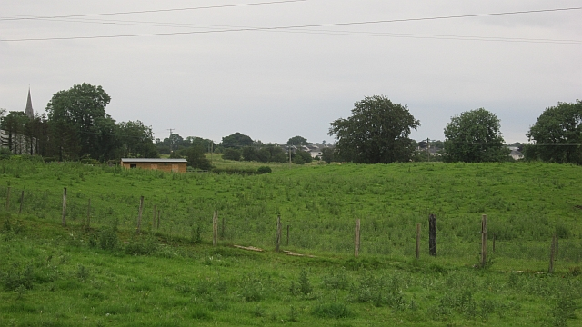 Field near Oldcastle