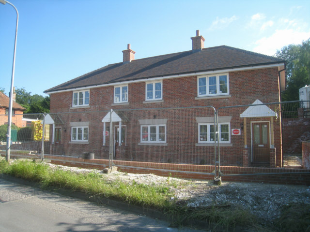 New homes in Oakley - Hill Road