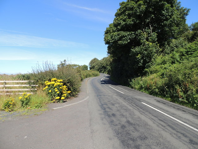 Station Road, Dunure
