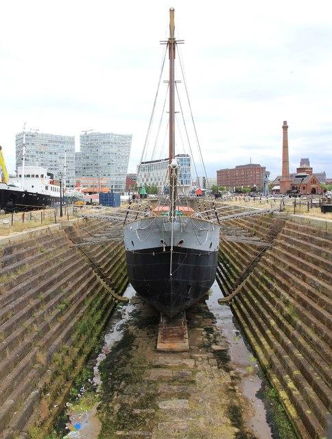 De Wadden, Canning Dry Dock
