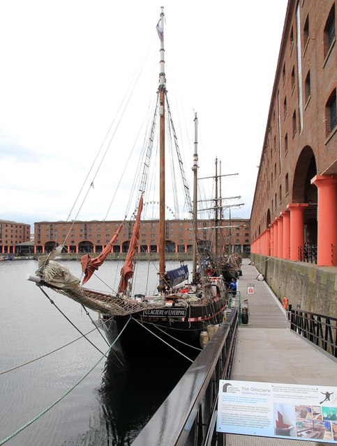 Glaciere of Liverpool, Albert Dock