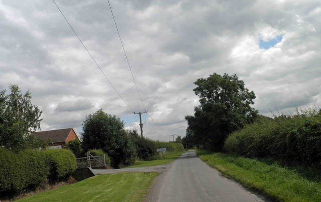 Moorhouse village sign