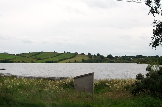 Lough Nagamaman in the Townland of Camroe
