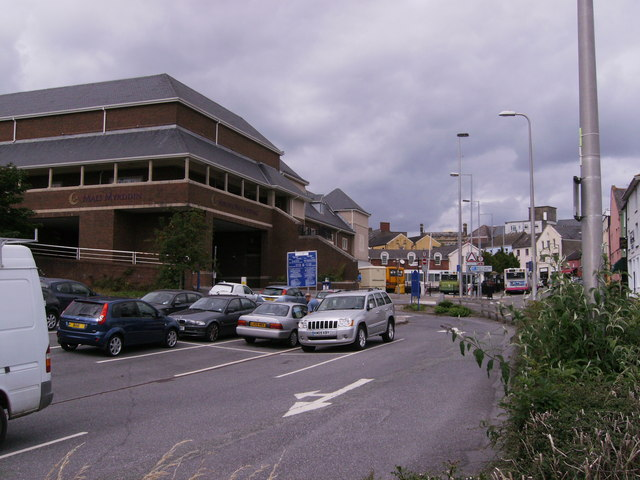 Small &quot;Pay &amp; Display&quot; car park