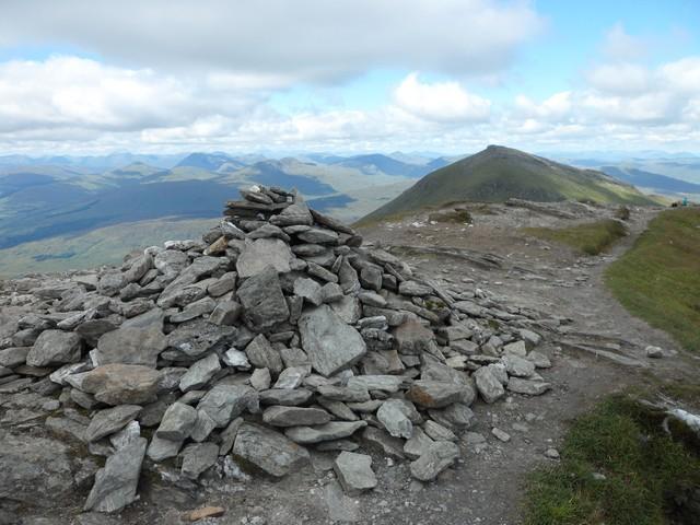 Stob Binnein summit