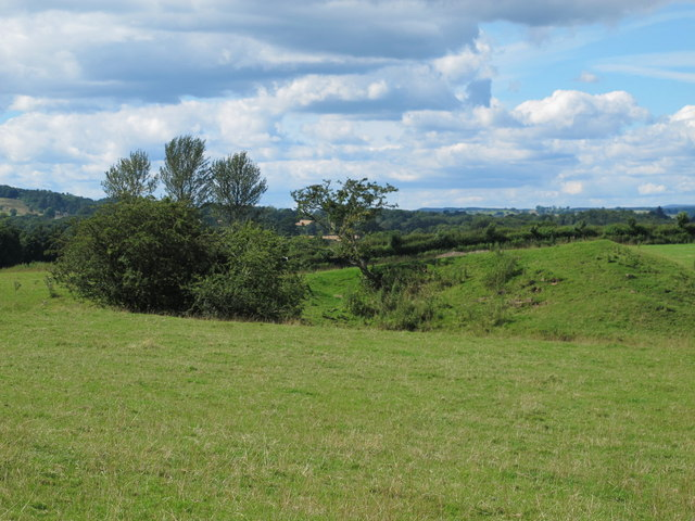 Site of old lime kiln at Haughton Strother (2)
