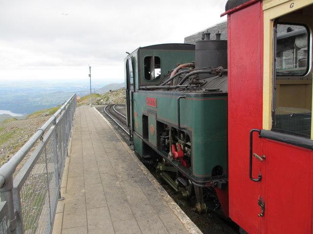 Summit Station, Yr Wyddfa
