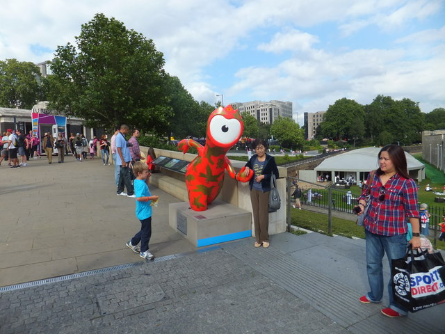 Raven Wenlock at Tower Hill