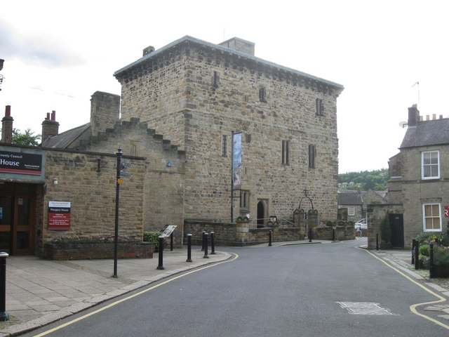 Old Gaol, Hexham