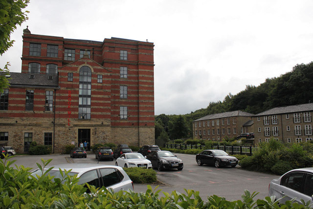 Brook and Bridge Mills
