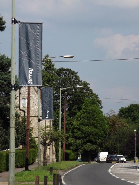 Surrey Banners, Dorking