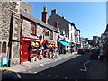 SH7877 : Castle Street Conwy by Richard Hoare