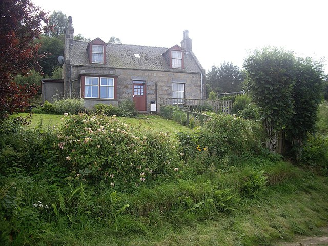 Boat Cottage, Kincardine O'Neil