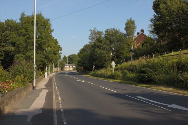 A660 Leeds Road, Pool Bank