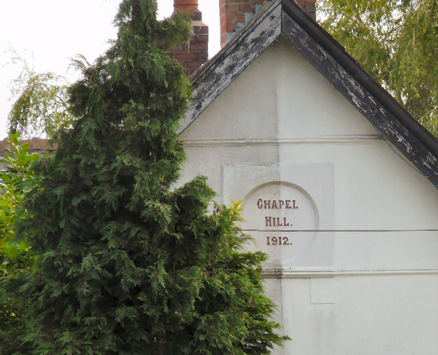 Chapel Hill 1912