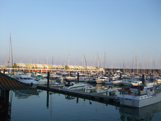 Moorings in Brighton Marina
