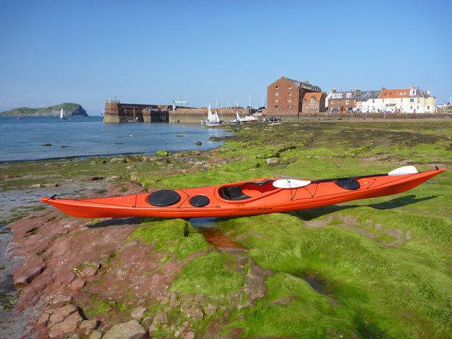 Coastal East Lothian : On The Rocks at North Berwick