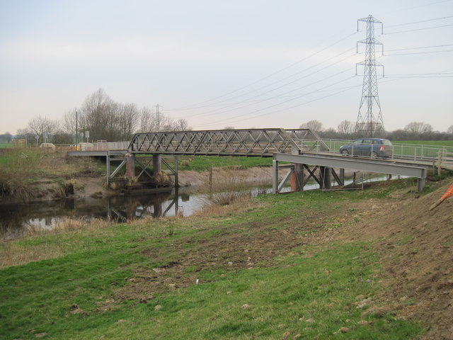 Jubilee  Bridge  over  River  Don