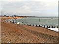 TV6299 : East Beach, Eastbourne by David Dixon