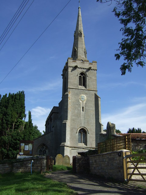 St Mary's Church, Wilsford