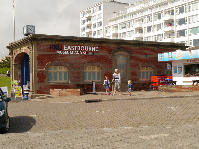 Lifeboat Museum, Eastbourne