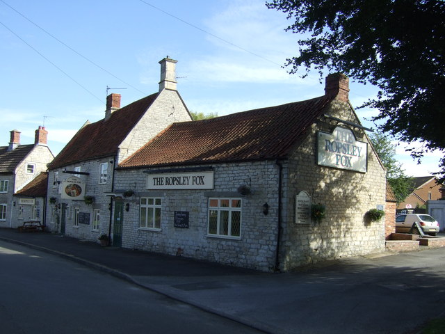The Ropsley Fox