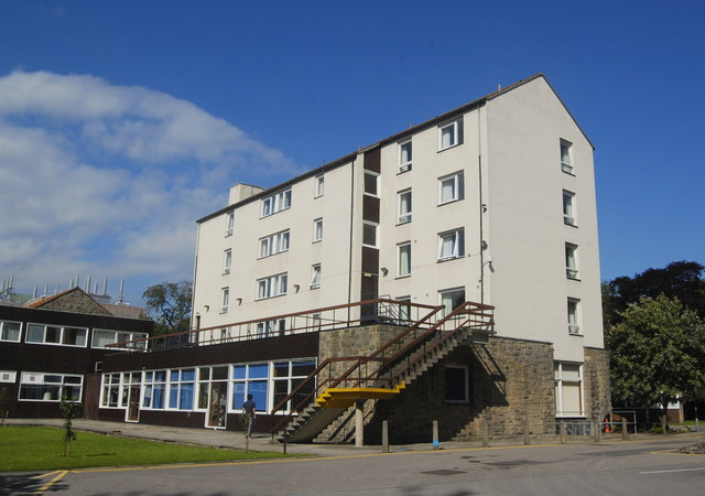 Crombie Halls of Residence, University of Aberdeen I