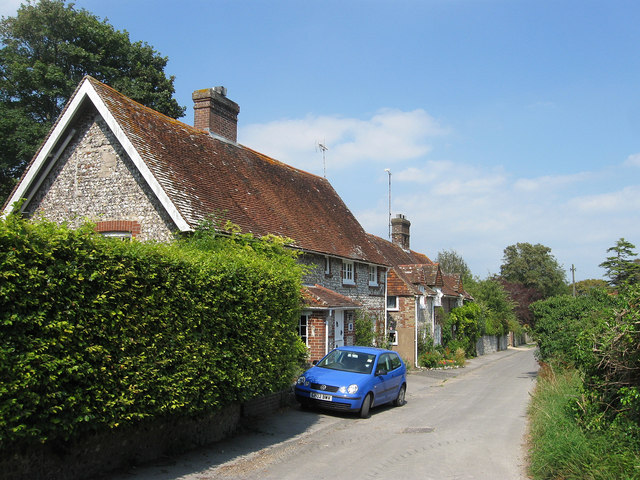 Cottages, The Street