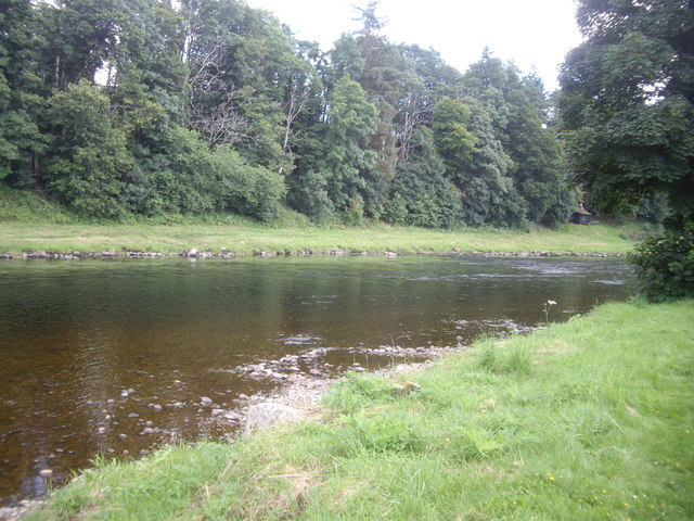 Downstream River Dee