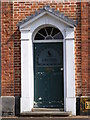 TM3674 : Door of the former Bell Inn Public House by Adrian Cable