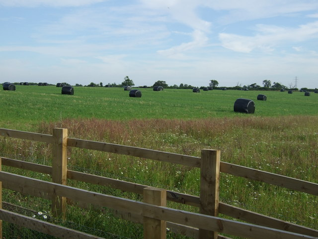 Farmland off Hell Lane