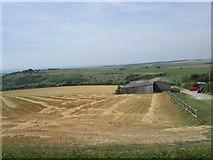 TQ2708 : Golf Farm by Paul Gillett