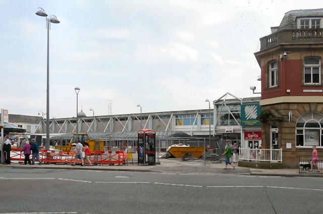 Hyde Market undergoing renewal