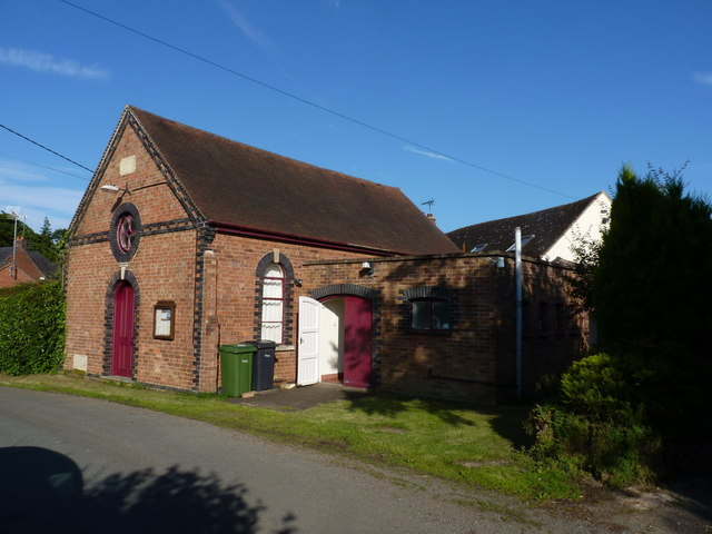 The former Broad Oak Chapel