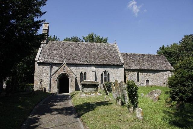 St Michael Eaton Hastings