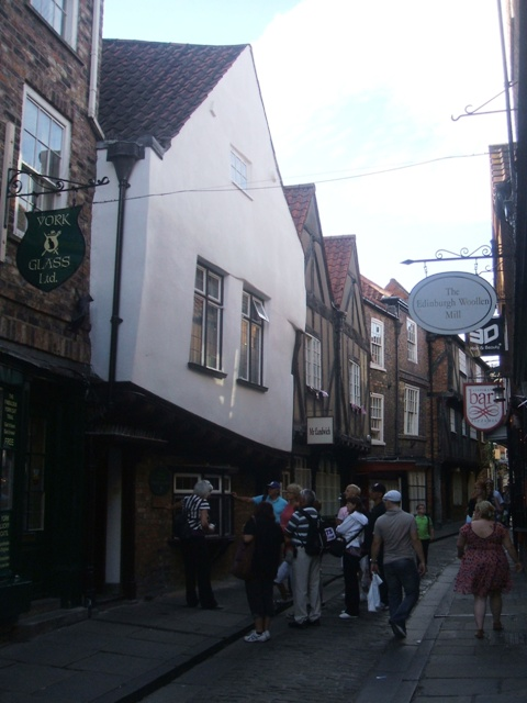 Evening tour of The Shambles