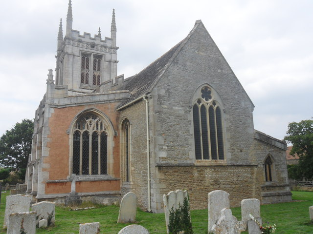 All Saints, Aldwincle