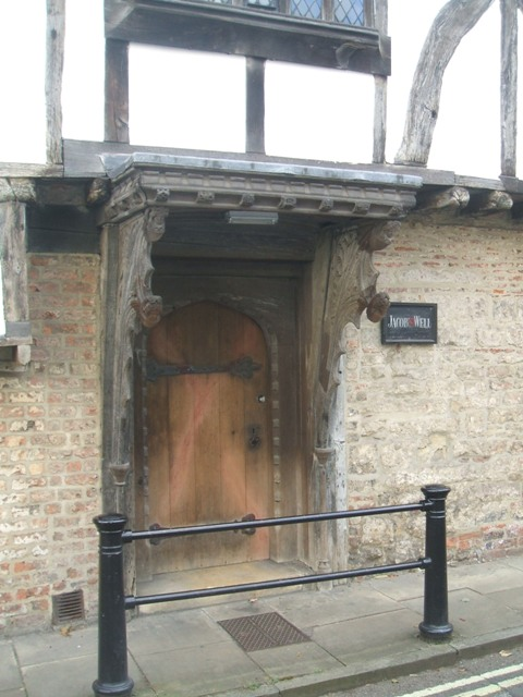 Doorway to Jacob's Well