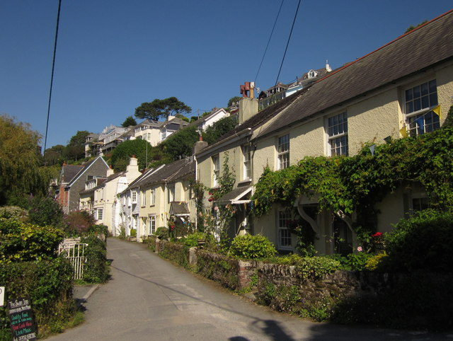 Creekside Road, Noss Mayo