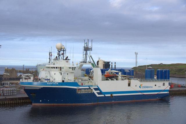 Vantage at Pocra Quay, Aberdeen