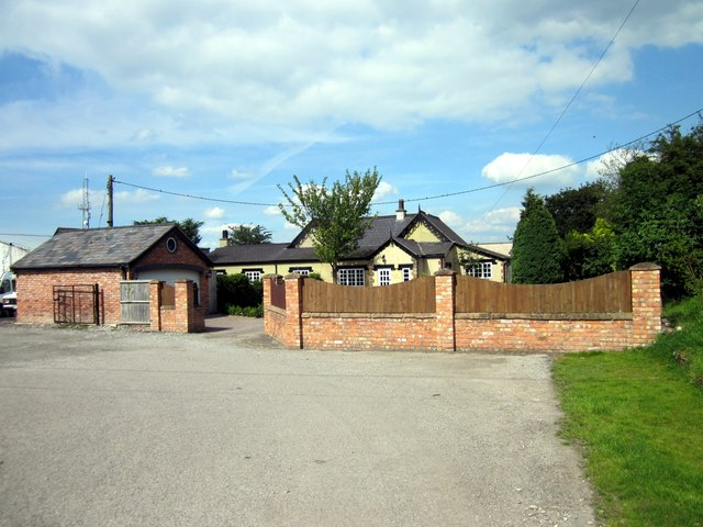 Tattenhall Road Railway Station