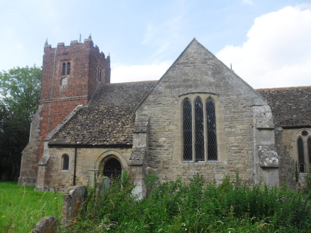 All Saints, Morborne