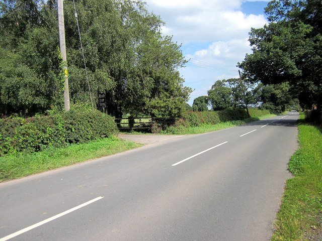 Newton Lane, Tattenhall