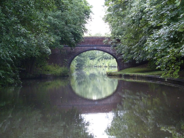 Bridge 19, Grand Junction Canal - Diamond Bridge