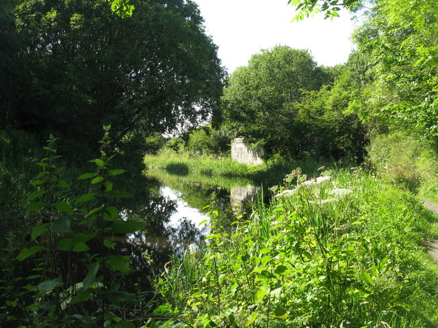 The Union Canal at Almond