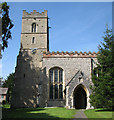 TL6147 : Horseheath: All Saints - south side by John Sutton