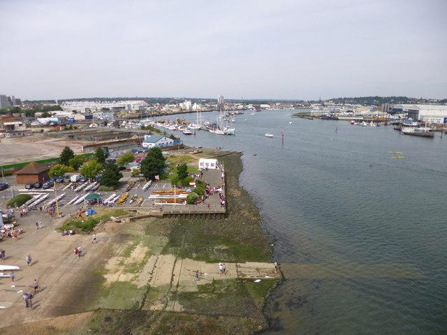 Southampton, River Itchen