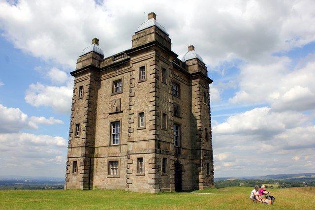 The Cage at Lyme Park ...