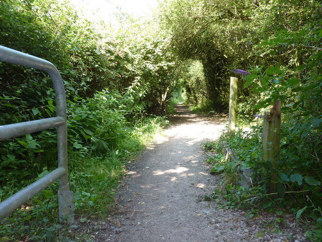 North Downs Way, Detling