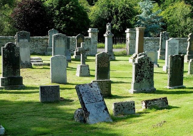 Edinkillie Old Cemetery